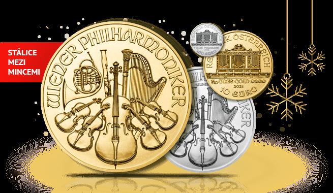 Vídeňští filharmonikové v dárkovém balení