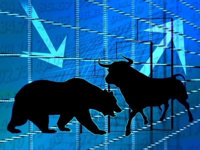 Zlato: Býci a medvědi svádějí otevřený souboj - 1
