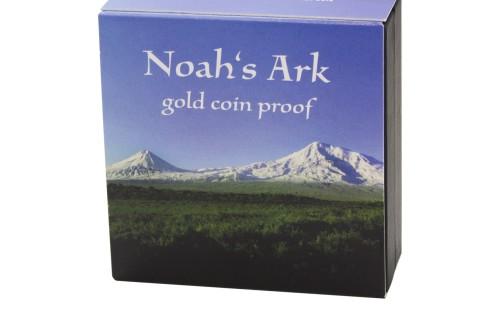 Etuj pro stříbrnou minci Archa Noemova