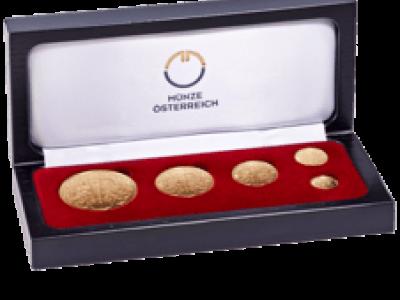 EKKA-Gold PŘEDSTAVUJE - Producent Münze Österreich - 3