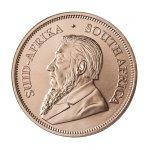Zlatá investiční mince Krugerrand 1 Oz – přední strana