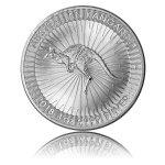 Stříbrná investiční mince Kangaroo 31.1 gramu (1 Oz) – další obrázek