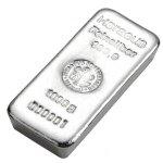 Stříbrné investiční slitky