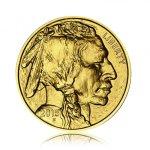Zlatá investiční mince American Buffalo 31,1 g – druhá strana