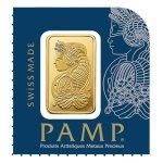 Zlatý investiční slitek PAMP Fortuna 25 x 1 g Multigram - další obrázek