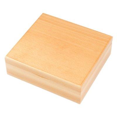 Etuje dřevěná světlá na průměr 102,8 mm (1 kg Ag)