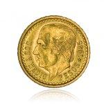 Zlatá mince Mexico Centenario 2,5 Pesos 1,88 g - 2. strana