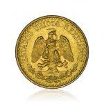 Zlatá mince Mexico Centenario 2 Pesos 1,50 g - 2. strana