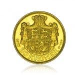 Zlatá mince Gold Christian X 20 DKR 8,06 g - 1. strana