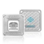 Stříbrný investiční slitek GEIGER Originál - box 30 x 5 g - 2. obrázek