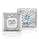 Stříbrný investiční slitek GEIGER Originál - Krabička 30 x 10 g - 2. obrázek
