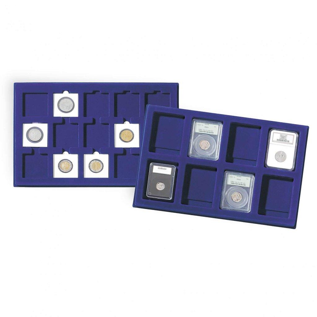 Mincovní plato L s 12 přihrádkami 67 x 67 mm - obrázek 1