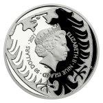 Sada tří uncových mincí Český lev 2021 - Ag/Pt/Pd PROOF 3 x 31,1 g - obrázek 5
