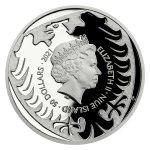 Sada tří uncových mincí Český lev 2021 - Ag/Pt/Pd PROOF 3 x 31,1 g - obrázek 7